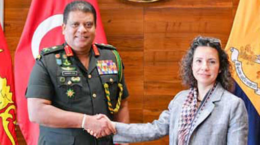 Turkey assures continued support to Sri Lanka