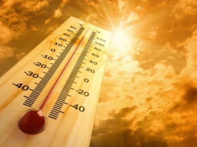 'Extreme caution' heat advisory continues