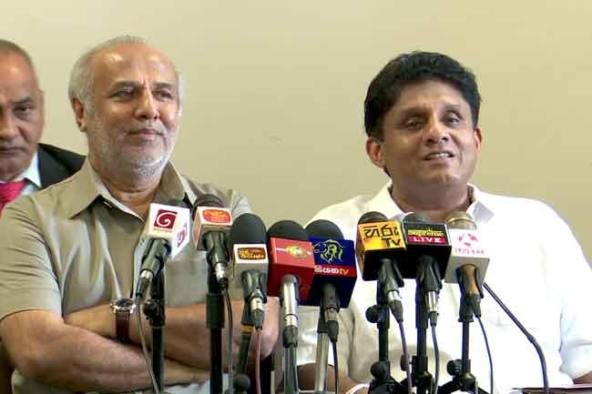 SLMC joins Sajith's 'Samagi Jana Balawegaya'