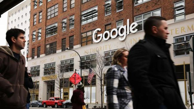 Google tells staff to work from home due to coronavirus