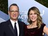 Tom Hanks & Rita Wilson test positive for coronavirus