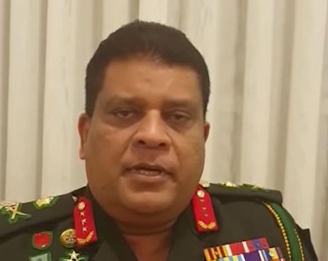 Army Chief on public panic and mass-buying of goods