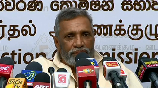 Sri Lanka's General Election postponed