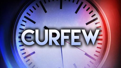 Police curfew in Ja-Ela and Wattala