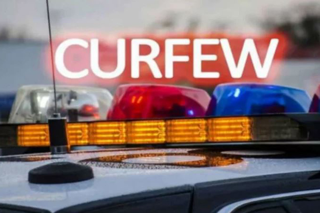 Curfew extended for Colombo, Gampaha & Puttalam districts
