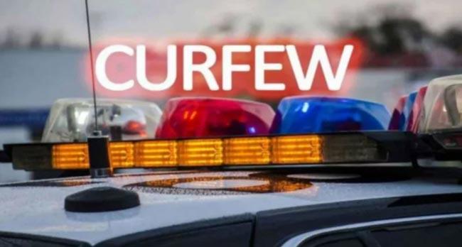 Jaffna under curfew until further notice