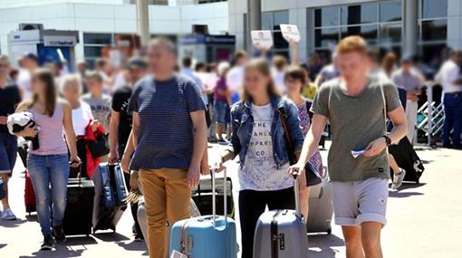 Over 18,000 foreign tourists stranded in Sri Lanka set for departure