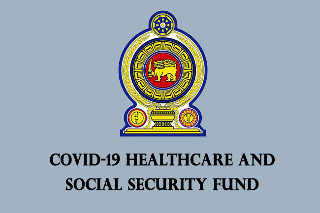 Donations to COVID-19 Healthcare & Social Security Fund exempted from taxes