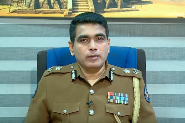 Will not grant police bail for curfew violators – DIG Ajith Rohana