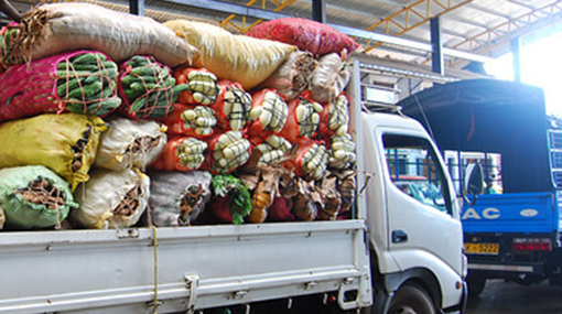 Police to provide permits for vehicles carrying essentials, vegetables