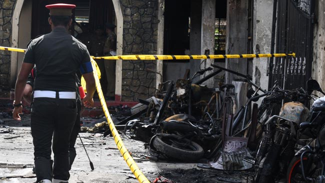Main suspect of suicide bomb attack on Zion Church arrested
