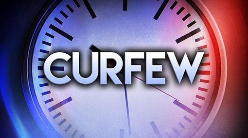 Curfew in 19 districts to continue until April 1