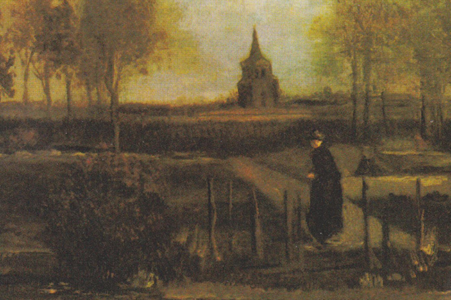 Van Gogh painting stolen from Dutch museum during coronavirus lockdown