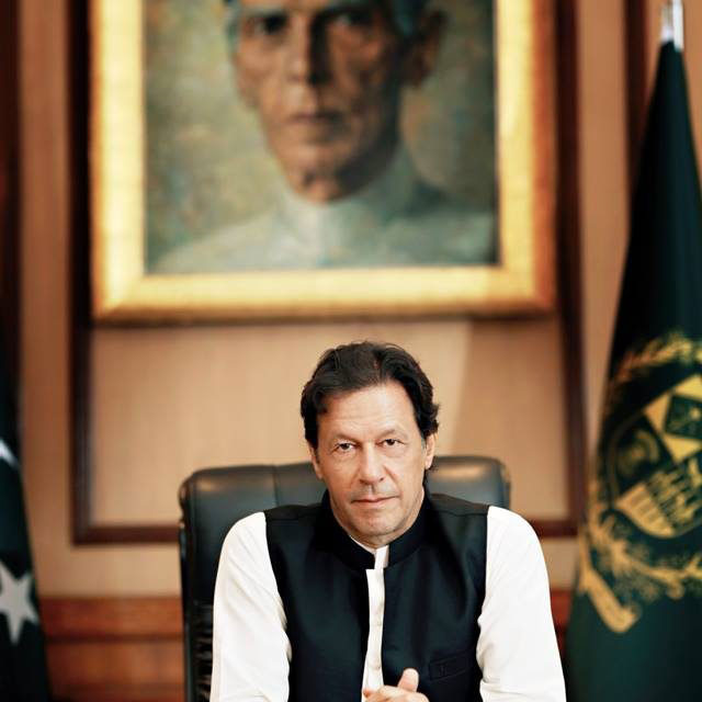 Pakistani PM for fighting COVID-19 with unity, sagacity; announces relief fund, youth force