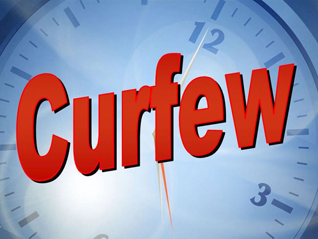 Curfew in 19 districts to continue until April 6