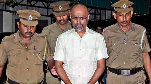 Udayanga Weeratunga granted bail