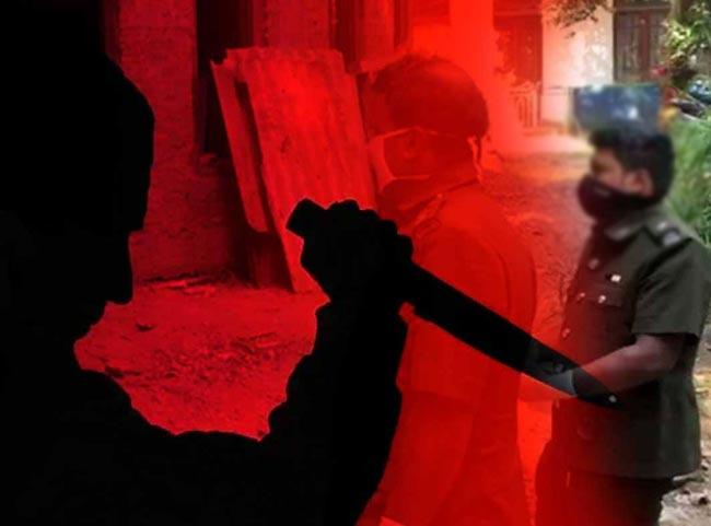 Teen stabs PHI on coronavirus duty