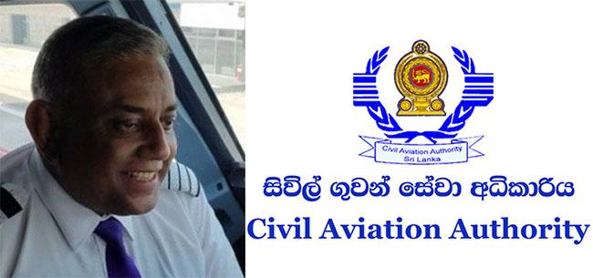Themiya Abeywickrama appointed DG of Civil Aviation Authority