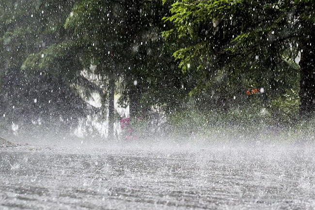 Thundershowers expected in parts of the island after 2pm