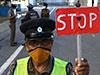 18,000 arrested for violating curfew