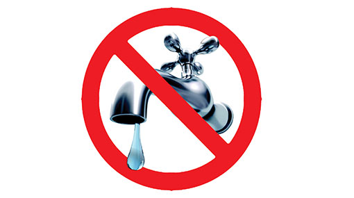 18-hour water cut in parts of Colombo