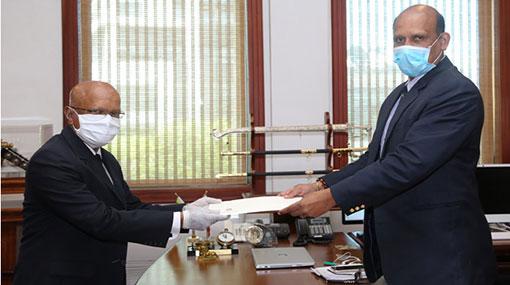 Raja Goonaratne appointed Director General of NGO Secretariat
