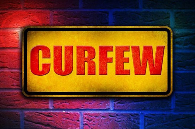 Curfew in several districts and police areas to be relaxed
