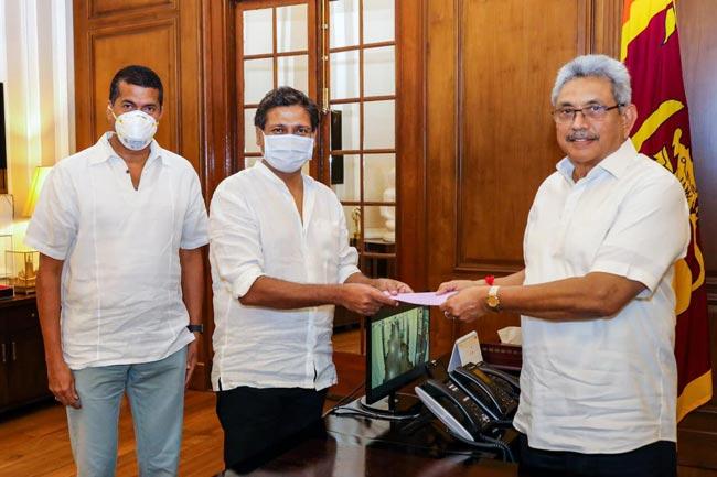 George Steuart & Co donates Rs 22 mn to repatriate Sri Lankans in Dubai