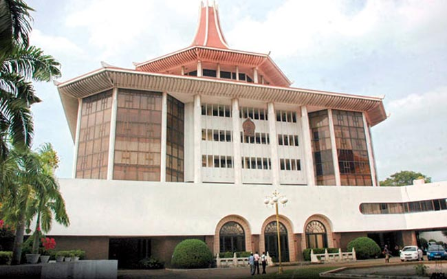Five-member judge bench to hear FR petitions against elections date