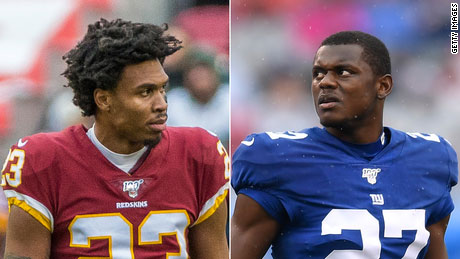 Arrest warrants issued for NFL players over armed robbery allegations