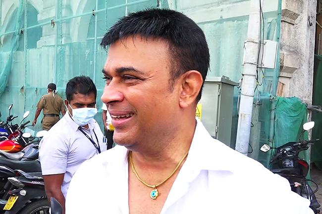 Ranjan leaves CID after recording 4-hour long statement