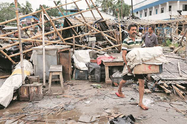 Recovery begins after Cyclone Amphan ravages India, Bangladesh coast
