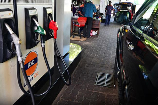 Lanka IOC rolls back 92 Octane Petrol price hike