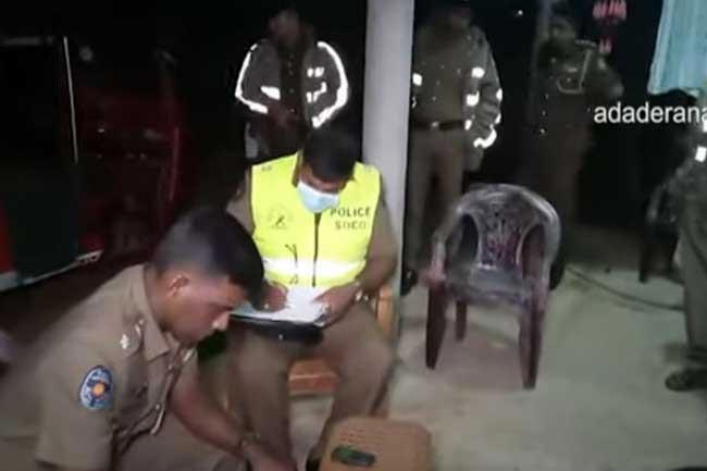 Seven remanded over murder of woman in Meetiyagoda