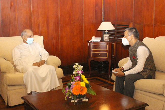 India, SL agree to work towards mutually beneficial relations in post-COVID-19 setting