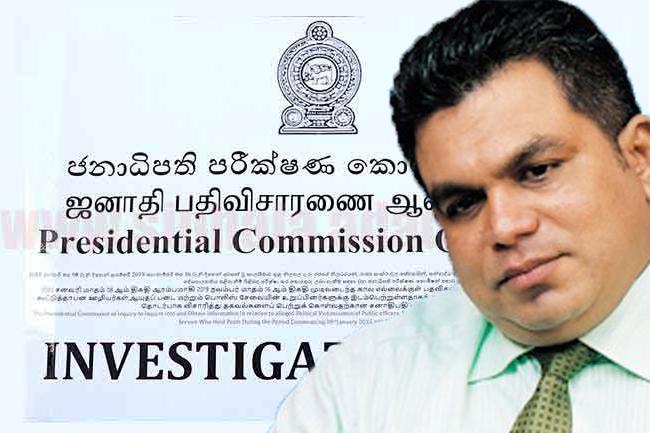 Avant-Garde chairman's revelation on ex-Director General of Bribery Commission