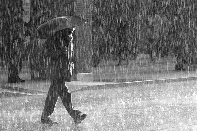 Advisory for heavy rain in four districts; Showers above 200mm expected