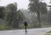 South-west monsoon gradually establishing; Rainfall above 150mm in 3 provinces