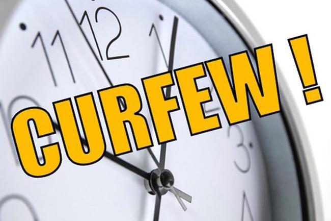 24-hour curfew in Nuwara Eliya district tomorrow