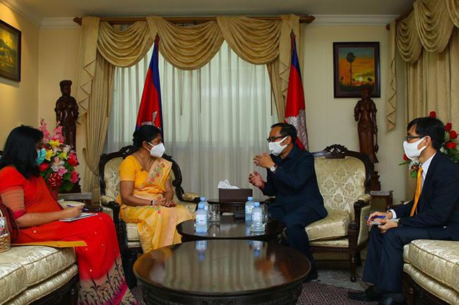 Sri Lanka, Cambodia mark 68 years of diplomatic relations