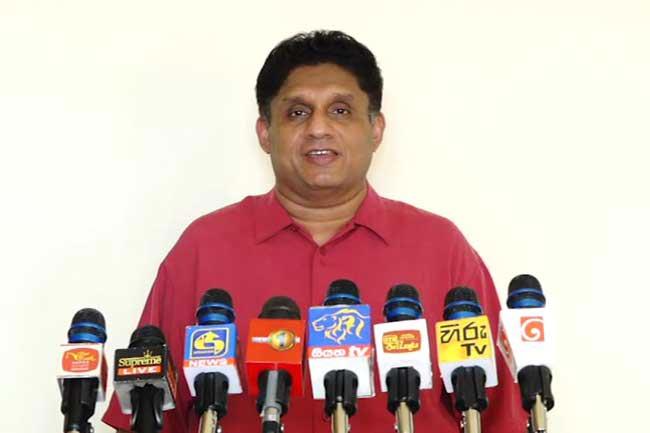 No legal action can be taken against Samagi Jana Balawegaya members - Sajith