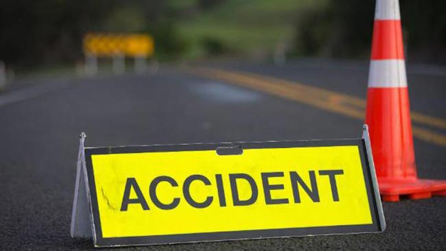Two killed in motorcycle accident