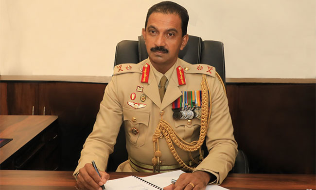 New Chief of Staff of the Army assumes office