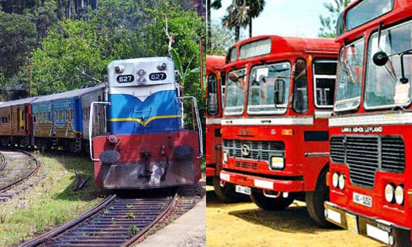 Public transport services to resume normal operations from Monday
