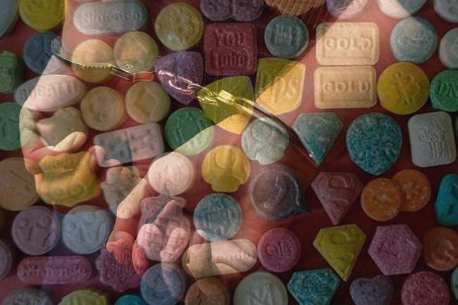 20-year-old arrested with illegal pills