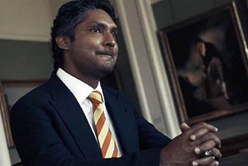 US anti-racism protests a powerful lesson, says Sangakkara