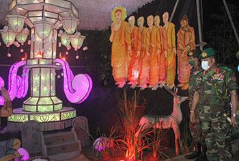 Army 'Poson Zone' declared open…