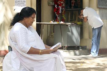 Religious observances for Poson Poya…