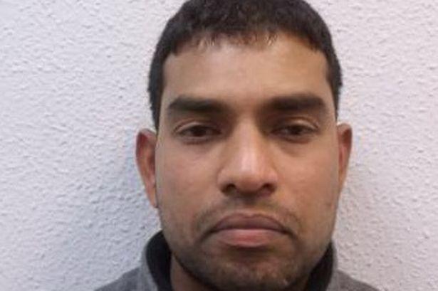 Sri Lankan van driver jailed for killing jogger