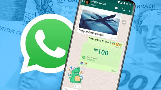 WhatsApp launches digital payments service in Brazil